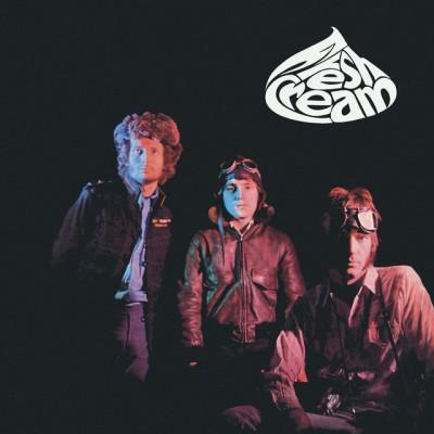 """LP """"Fresh Cream"""" (1966)"""