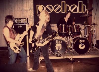 Pierwsze występy Poobah w lokalnym klubie w Youngstown (1972)