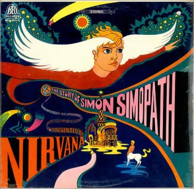 "NIRVANA ""The Story Of Simon Simopath"" (1967)"