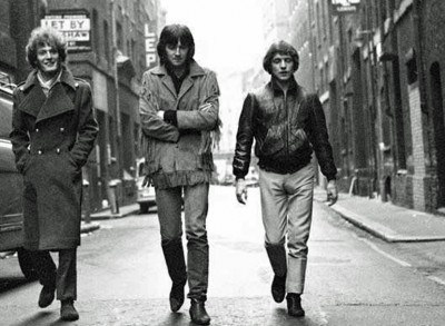 CREAM. Baker, Clapton i Bruce (1966)