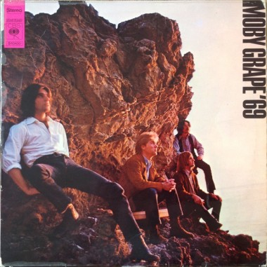 Trzeci album nagrany w czwórkę (1969).