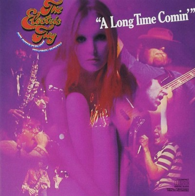"Electric Flag ""A Long Time Comin' "" (1968)"