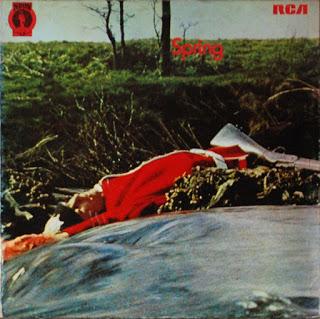 "Front okładki LP. ""Spring"" (1971)"