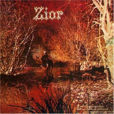 """Album """"Zior"""" (1971)."""