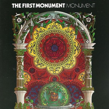 """LP """"First Monument"""" (1971) nagrany przez ZIOR pod nazwą Monument."""