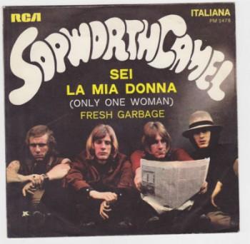 """Singiel """"Sei La Mia Donna"""" (1969)"""