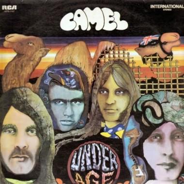 """Camel """"Underage"""" (1969)"""