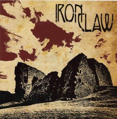 Okładka płyty CD Iron Claw