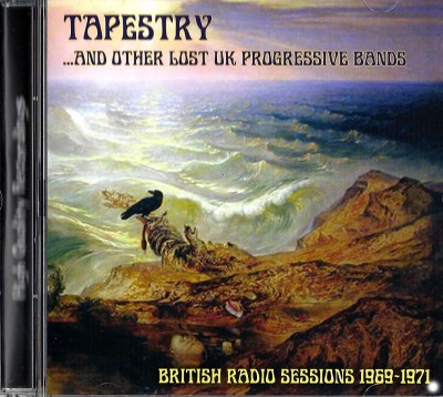 "CD ""TAPESTRY... And Other Lost UK Progressive Bands"""
