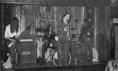 Jedno z nielicznych zachowanych zdjęć Iron Claw z 1970 r.