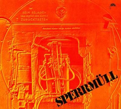 """Płyta """"Sperrmull"""" (1973)"""