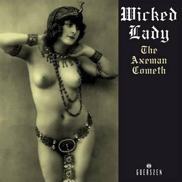 "CD ""The Axeman Cometh"" wydany przez Guerssen (2012)"