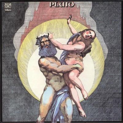 """LP. """"Pluto"""" (1971)"""