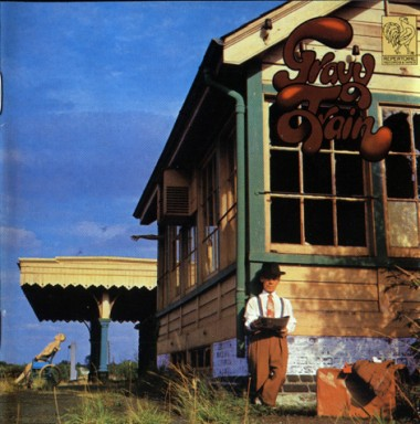 """Front okładki """"Gravy Train"""" (1970)"""