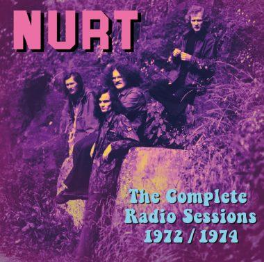"NURT ""The Complette Radio Sessions 1972/1974"""
