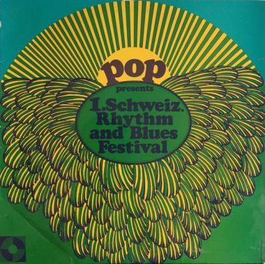 Kompilacyjny LP z dwoma nagraniami Shiver