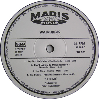 Label niemieckiej wytwórni Maris Music