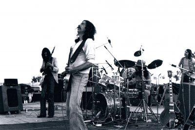 Zespół Yann. Na pierwszym planie Eduardo Bort (1974)