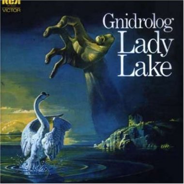 """Bajeczna okładka płyty """"Lady Lake"""" (1972)"""