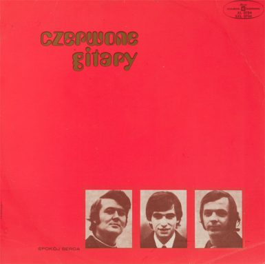 "Czerwone Gitary ""Spokój serca"" !(1971)"