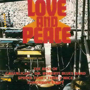 "Lp. ""Love And Peace"" z udziałem Tomorrow's Gift"