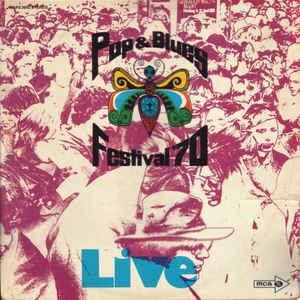 """Płytowy """"debiut"""" na składance """"Pop & Blues Festival'70"""""""