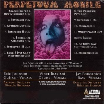 Tył okładki (Akarma 2001)