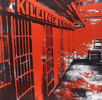"Amerykańskie wydanie LP ""Kiliing Floor"" (1969)"