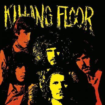 """Brytyjskie wydanie """"Killing Floor"""""""