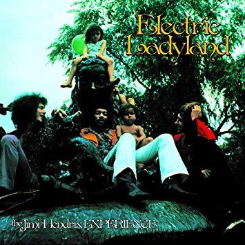 Rekomendowana okładka albumu przez Hendrixa.