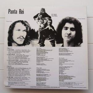 Tył okładki oryginalnej płyty