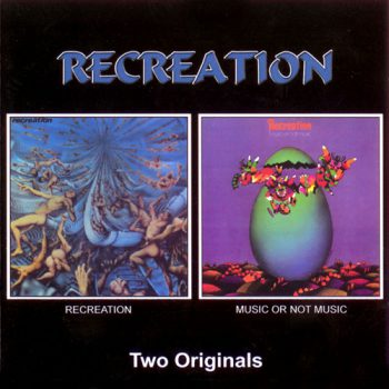 Dwa albumy na 1 CD.