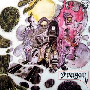 """Front okładki """"Dragon"""" (1976)"""